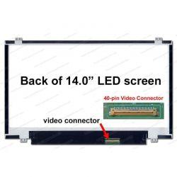 Màn hình Laptop 14.0 Led Slim 40 Pin