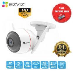 Camera wifi Ezviz CS-CV310 720P + Tặng kèm Thẻ Nhớ 32Gb