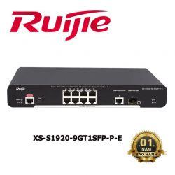 Thiết bị chuyển mạch RUIJIE XS-S1920-9GT1SFP-P-E