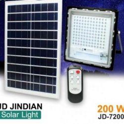 Đèn năng lượng mặt trời JINDIAN JD7200 (200w)