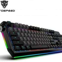 MOTOSPEED CK80 ZEUS optical cao cấp Led RGB Gaming Mechanical