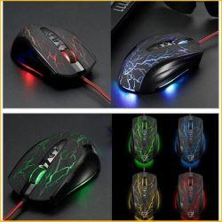 Chuột MOTOSPEED V5 Gaming có LED thay đổi theo DPI