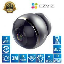Camera Ezviz CS-CV346-A0-7A3WFR Mini Pano mắt cá 360, wifi, micro SD, Âm thanh 2 chiều ( Tặng Kèm Thẻ Nhớ 32GB)