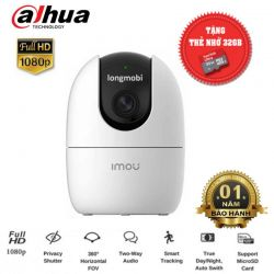 Camera IP IMOU A22EP 1080P Full HD + Tặng kèm Thẻ Nhớ 32gb